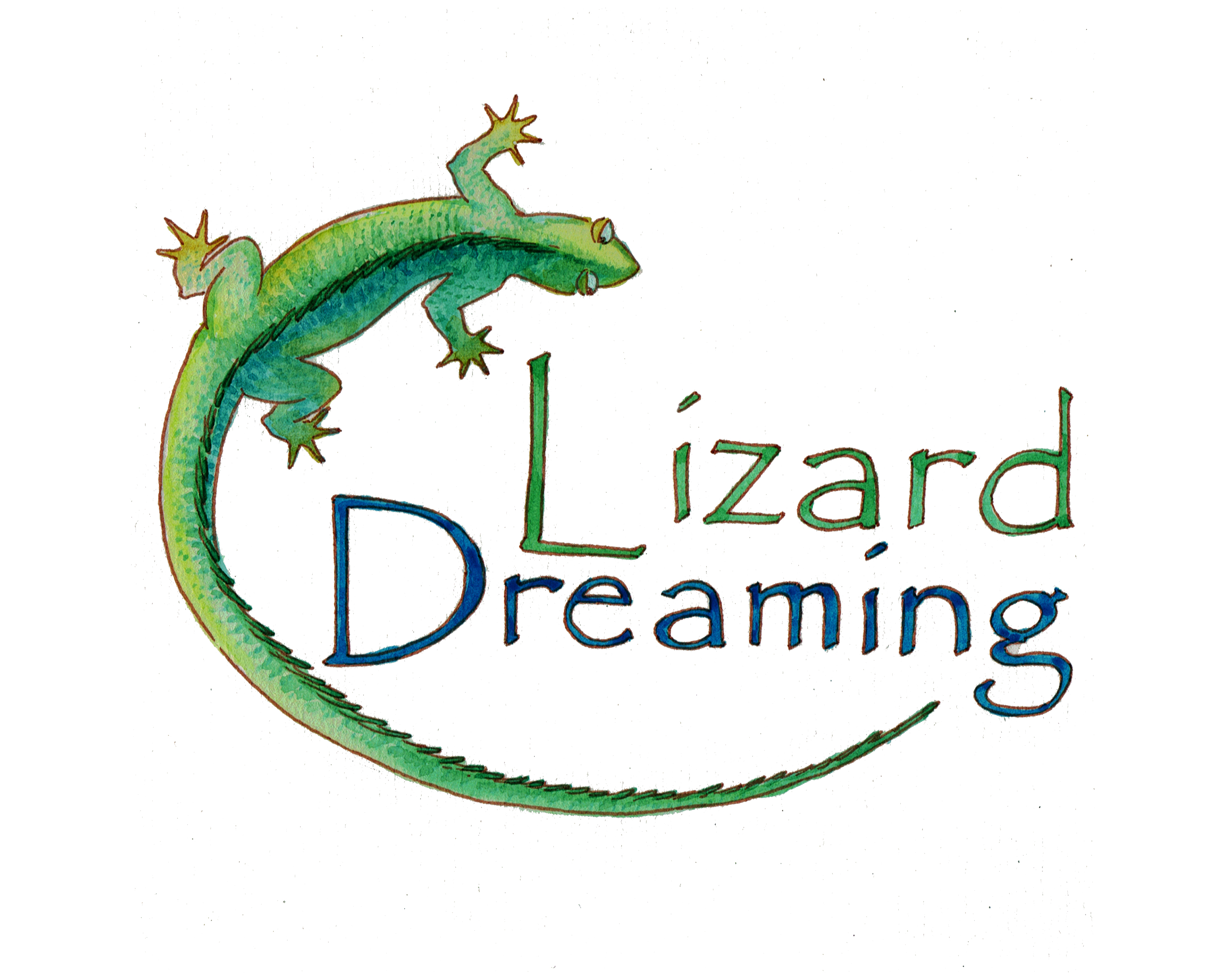 Lizard Dreaming - Arts & Crafts