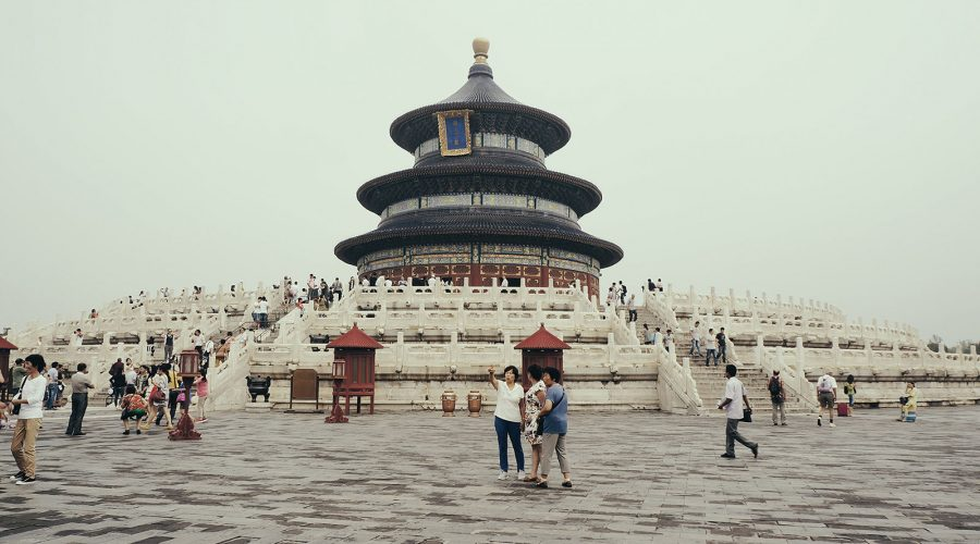 A Day Trip to the Chinese Temples